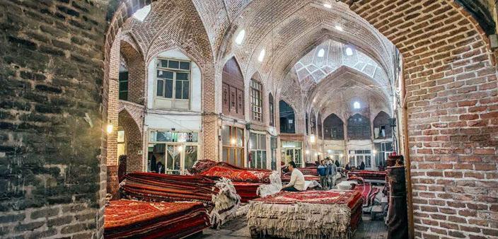 فرش دستباف ایران