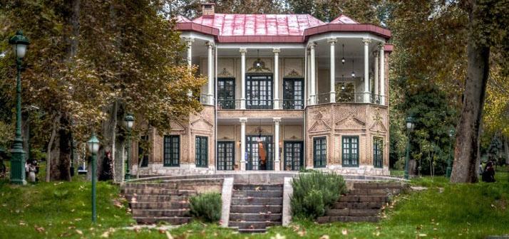 عرصه و حریم کاخ نیاوران به استاندار تهران ابلاغ شد - صدای میراث