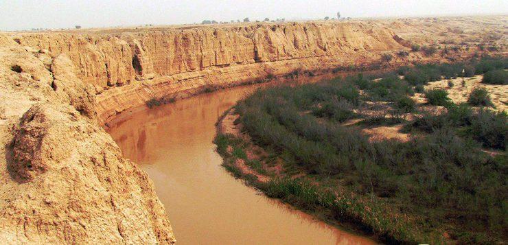 پرسه در شهر خاموش/شهر تاریخی عسکر مکرم خوزستان؛ از اردوگاه نظامی تا شهر باستانی