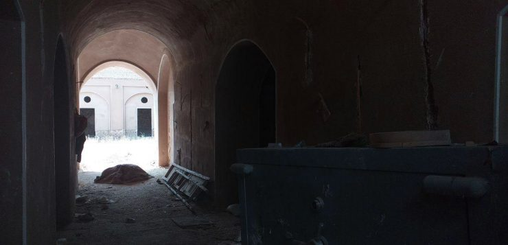 تعویق ۱۶ ساله در راهاندازی نخستین موزه شتر کشور/«شترخان» نوشآباد متروک ماند