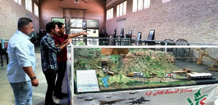 موزه راهآهن اندیمشک بخشی از تاریخ ریل و راهآهن ایران/راهآهن اندیمشک بخشی از پرونده ثبت جهانی مسیر ریلی ایران است